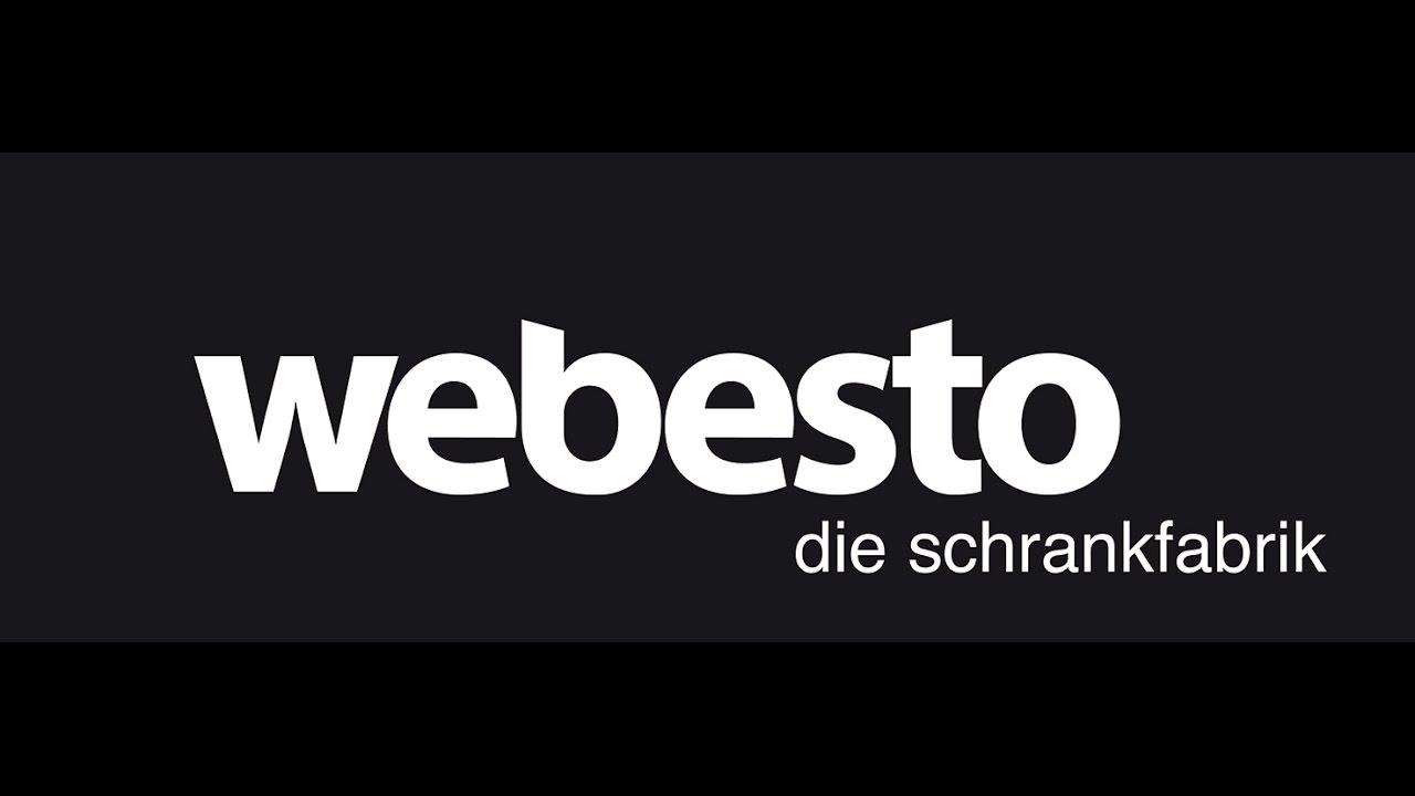 Montage Video Webesto Schwebetürenschrank Im Zeitraffer Youtube
