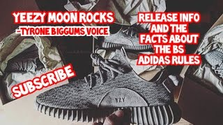 Yeezy Boost 350 Moonrock Info & Breakdown