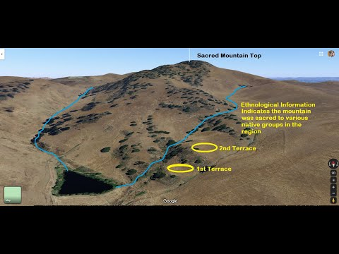 Clues To Locating Ancient Sites In California