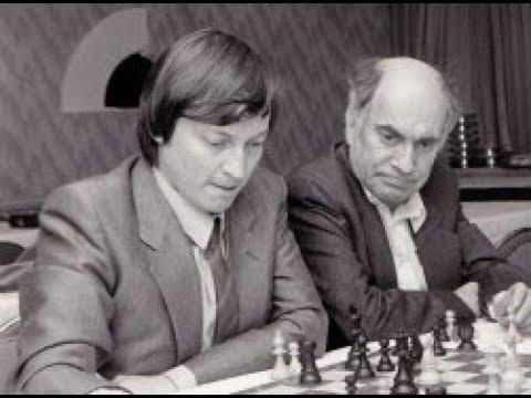 Tactical vs Positional Player: Tal vs Karpov