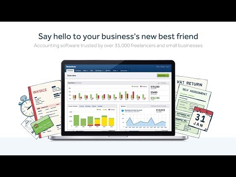 FreeAgent Online Accounting Software for Freelancers - Review