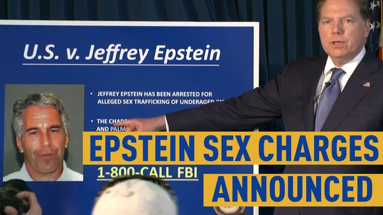 Nude Photos of Minors Found at Billionaire Jeffrey Epstein's NYC Mansion: Prosecutors | NBC New