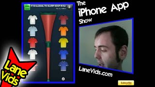 Ep 47: Vuvuzela 2010: The iPhone App Show