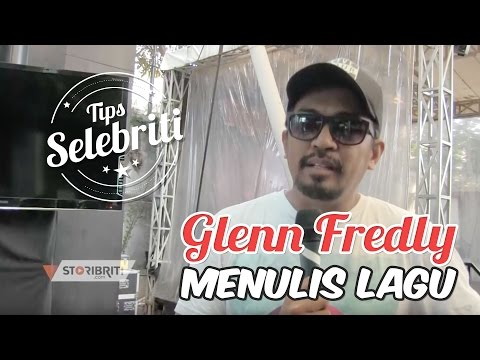 5 Tips Menulis Lagu Ala Glenn Fredly
