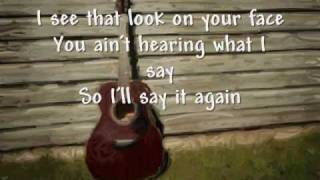 Cowboy Casanova--Carrie Underwood (Lyrics)