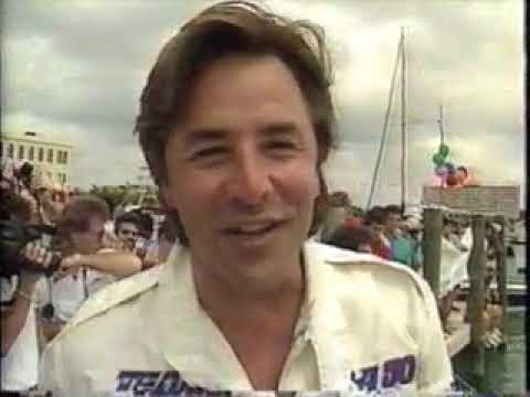 Offshore Powerboat Racing  Don Johnson