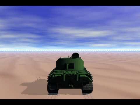 ET - The Extraordinary Tank Animatic Spoof