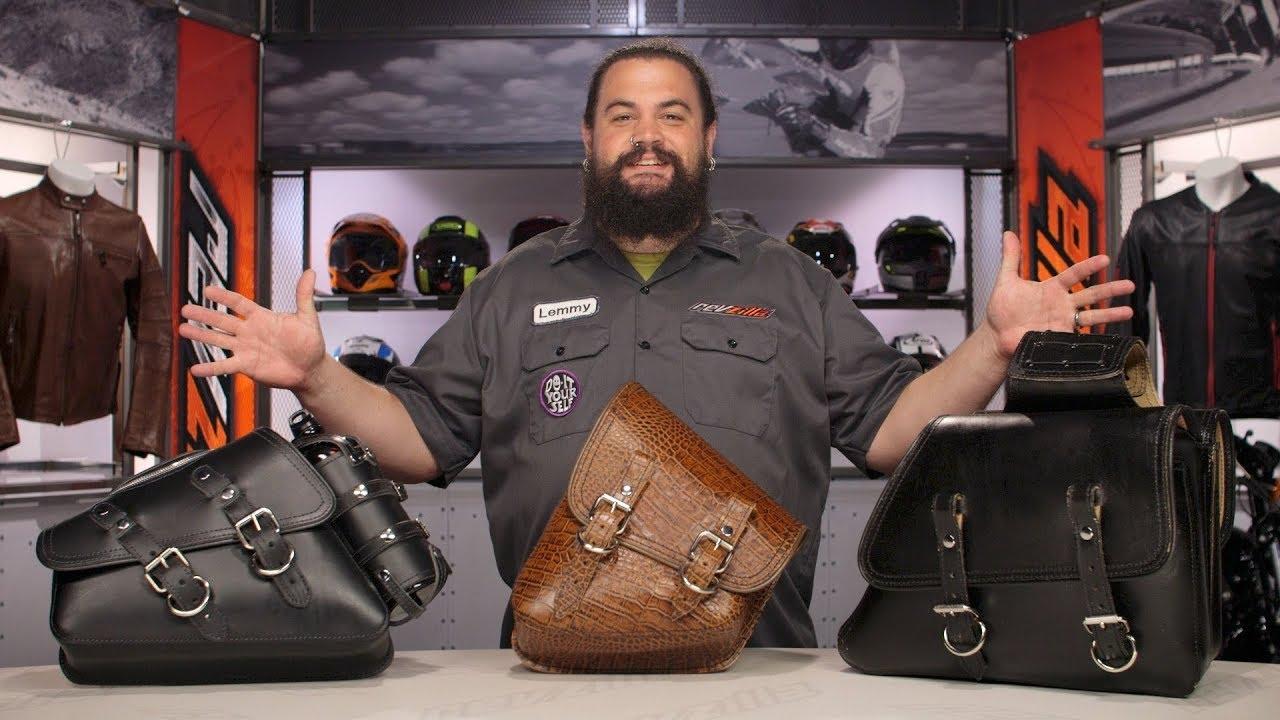 7cccfab2adfb La Rosa Bags Review at RevZilla.com - YouTube
