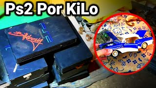 PLAYSTATION 2 e RARIDADES na FEIRA DO ROLO / Droop's Games