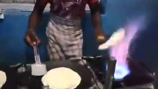 Amazing cooking skill