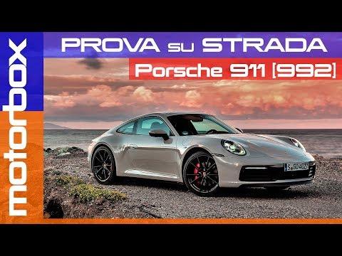Nuova Porsche 911 [992] | Su strada è una bomba ma c'è una cosa...