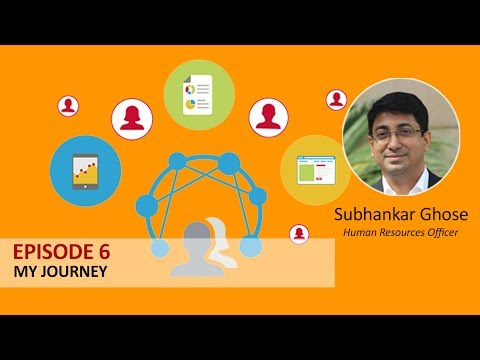 My Journey | Career in HR | Subhankar Ghose