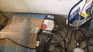 Using an Analog Joystick to Jog Linux CNC Mill
