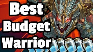 Top Budget Galakrond Warrior - Hearthstone Descent Of Dragons