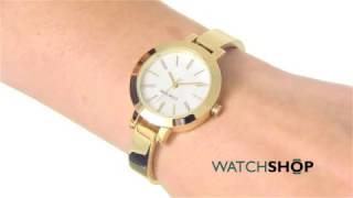 nine west ladies watch nw 1968wmst
