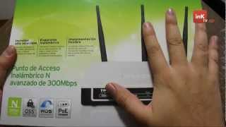 zona tek tp link 300mbps wireless n access point review inktv hd