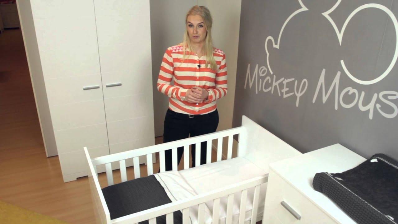 Babybed opmaken zomer - Babybed Opmaken Zomer 2