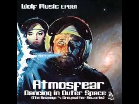 Atmosfear - Dancing In Outer Space (Original 12'' Version)