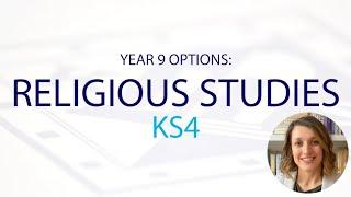 RELIGIOUS STUDIES KS4