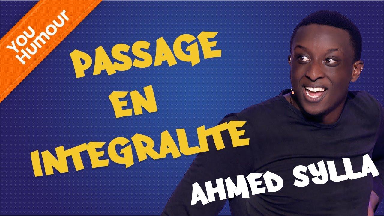 Download AHMED SYLLA - Passage en intégralité