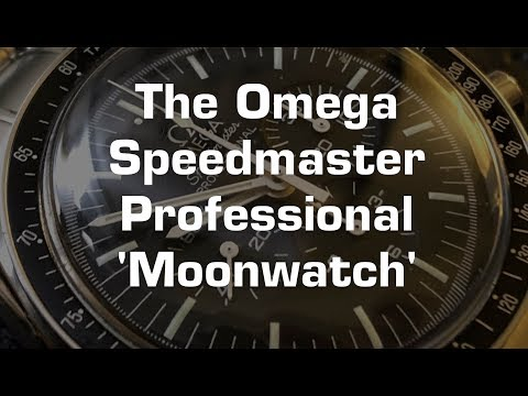 The Omega Speedmaster Professional 'Moonwatch': The Full Nick Shabazz Review