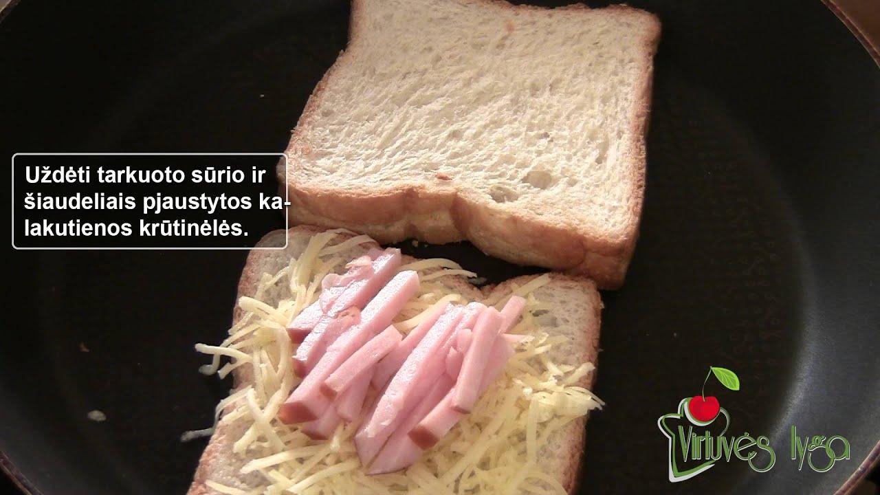 svorio sumuštinis pasklinda