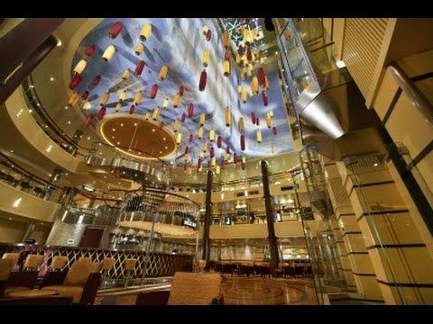 Carnival Breeze Atrium 360 Degree Video Tour Youtube