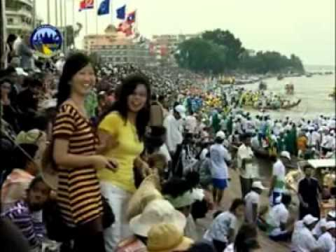 . Sovath-Nisa.Cambodia Tourism Song - Welcome to Cambodia Kingdom of Wonder .wmv
