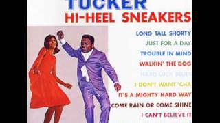 "Tommy Tucker  ""Long Tall Shorty"""