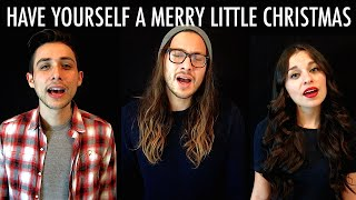 Have Yourself A Merry Little Christmas (Castro Family Cover)