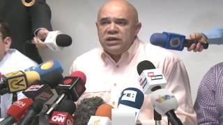 MUD se opone a que próxima reunión del diálogo sea el 13 de enero