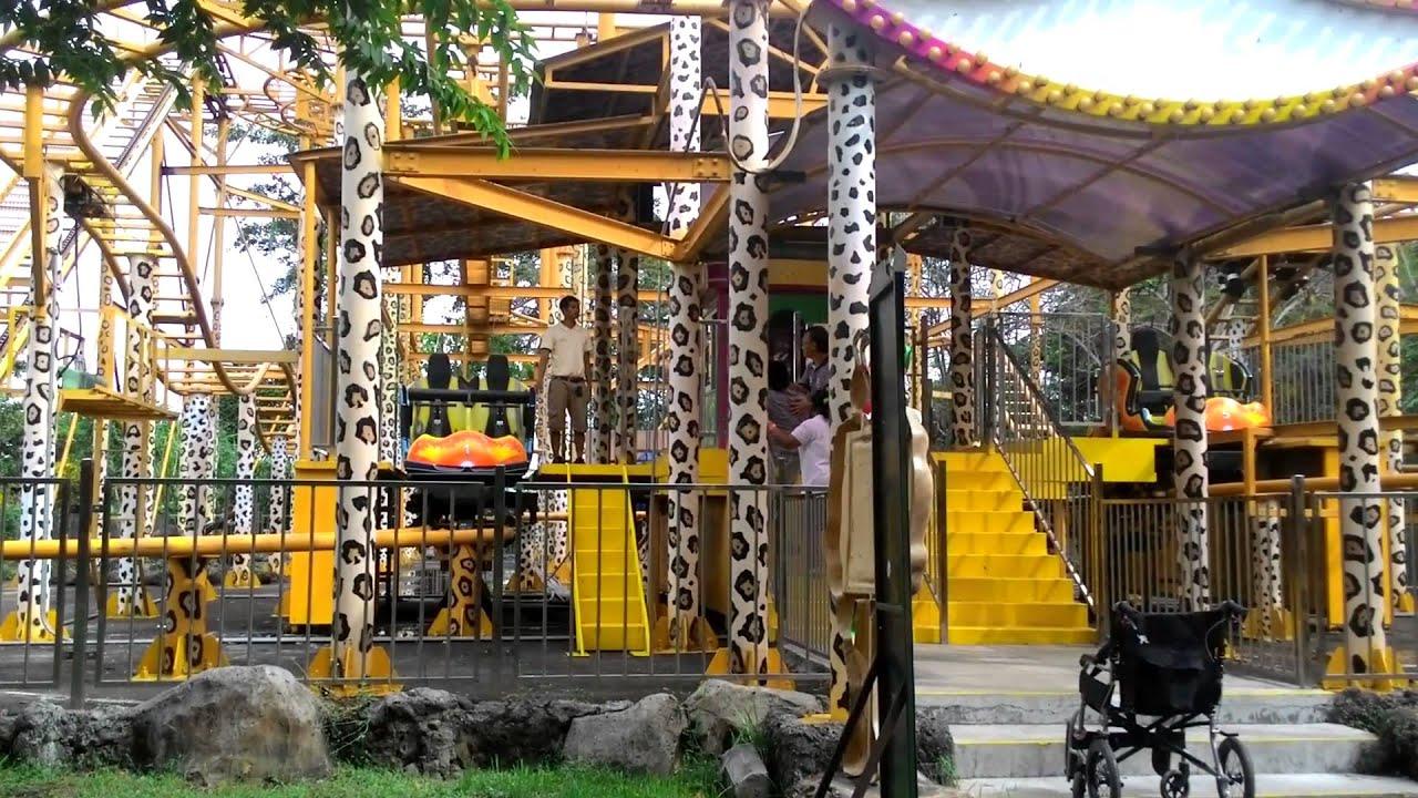 Funzone Bali Safari Marine Park part2 - YouTube