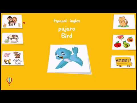 aprender-inglés---palabras-populares-para-niños