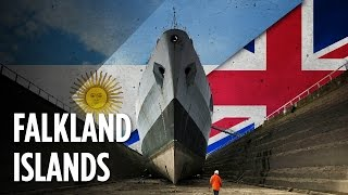 The UK And Argentina Clash Over The Falkland Islands