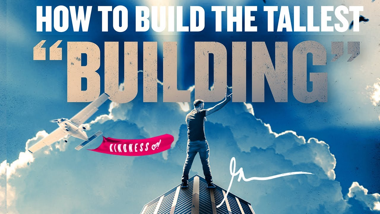 "Still less that 100k views? -- How To Build The Tallest ""Building"" 