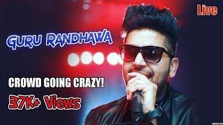 Guru Randhawa Live in Rajkot 2018 | High Rated Gabru