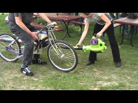 pulsejet bike