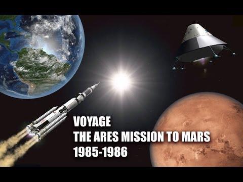 Ares Mission to Mars: Voyage (remastered) - Orbiter Space Flight Simulator
