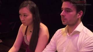 Daniel Lennaert Vissers and Peiyun Xue Piano Duo