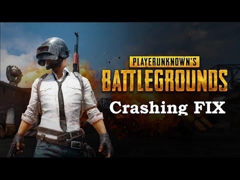 Pubg crash after matchmaking