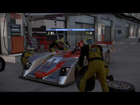 Project CARS 2 - Carrera multiclase en Nurburgring con el Audi R8 LMP900