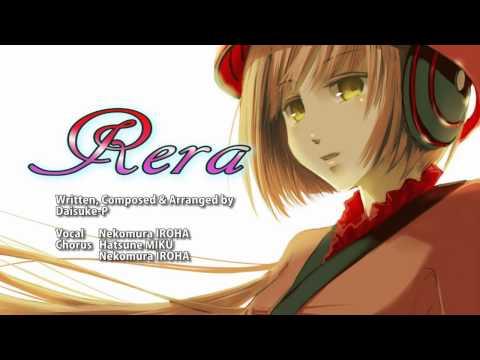 猫村いろは Nekomura Iroha ~ Rera