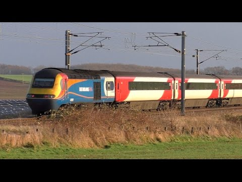 East Midland Trains/Virgin Trains Hybrid HST