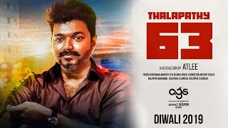 BREAKING: Thalapathy 63 Comedian Revealed