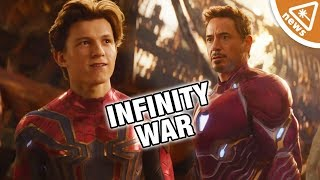 How the Russos Chose Who To Dust in Infinity War! (Nerdist News w/ Jessica Chobot)