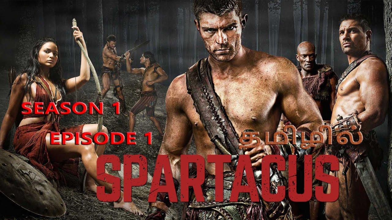Download Spartacus Season:1  Episode:1 full explanation in Tamil...