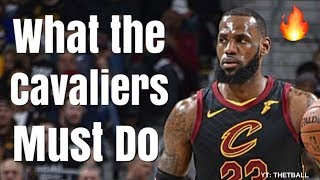 What the Cavaliers MUST Do to Win Game 4 vs the Pacers | LeBron James & Cleveland Need Help!