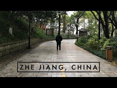 Zhejiang in motion