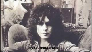 Marc Bolan T.Rex  Mystic Lady subtitulada