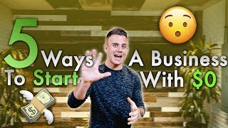 5 Business Ideas You Can Start With No Money 2019